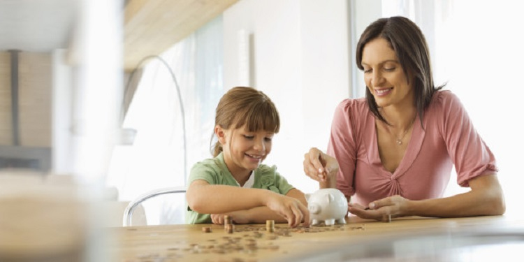 Develop the finance habit from the childhood
