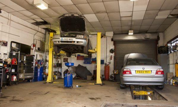 MOT Garage
